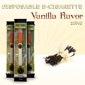 Vanilla Flavor Disposable Electronic Cigarette