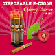 Disposable Electronic Cigar Cherry Flavor