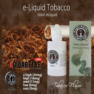 50ml eLiquid Regular Tobacco