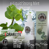 e liquid 50ml Strong Mint Flavor