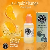 e liquid cigarette 30ml Orange Flavor