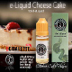 e Cigarette Liquid refill 10ml CheeseCake Flavor