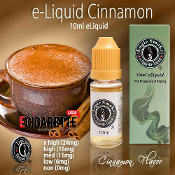 Smoke Juice 10ml Cinnamon Flavor
