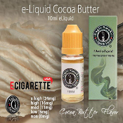 10ml pure cocoa butter e Liquid