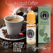 10ml e Cigarette Liquid Coffee Flavor