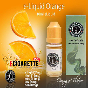 eLiquid 10ml Orange Flavor