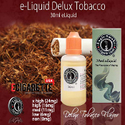 Deluxe Tobacco Flavor 30ml - Electronic Cigarette liquid