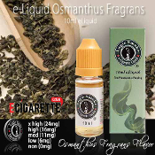 e Cigarette Liquid 10ml Osmanthus Fragrans Flavor