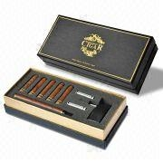 Electronic Cigar DSE701 Available in 4 colors Brown, Black, Silver, and Gold.