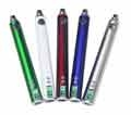 eGo Evod V4 Variable Voltage Vapor e Cigarette 1300mah