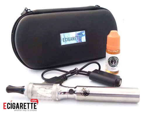 eGo Cigarette Clearomizer kit 1300mAh eGo Battery