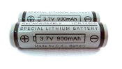 Dse 905 Electronic Cigarette Lithium Battery 3.7V 900mAh