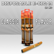 Disposable Electronic Cigar Classic Cigar Flavor