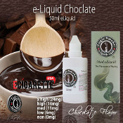 50ml chocolate e liquid nicotine