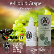 eLiquid 50ml Grape Flavor