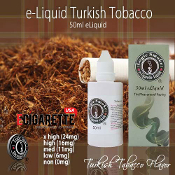50ml Turkish Tobacco Flavor eLiquid