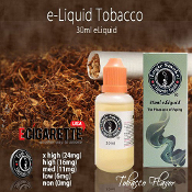 e Cigarette Liquid Regular Tobacco Flavor 30ml