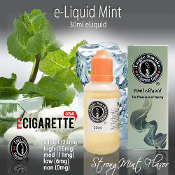 e liquid 30ml Strong Mint Flavor