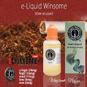 eLiquid 10ml Winsome Flavor