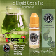 eLiquid nicotine 10ml green-tea Flavor