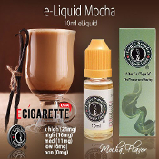 Smoke Juice | e Liquid 10ml | Smoke Juice Mocha Flavor