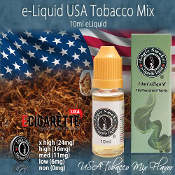 10ml e Liquid USA | Light Mix Flavor | Best eLiquid Usa Flavors