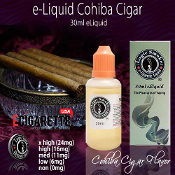 30ml e Liquid Cohiba Flavor