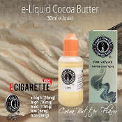 eLiquid 30ml Cocoa Butter Flavor