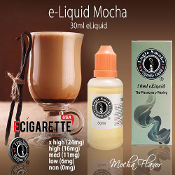 eLiquid 30ml Mocha Flavor