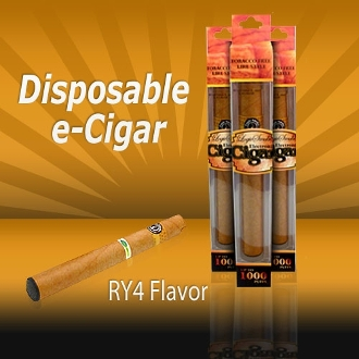 Disposable Electronic Cigar RY4 Flavor
