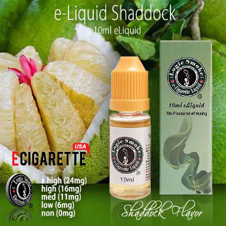 e Cigarette Liquid 10ml Shaddock Flavor