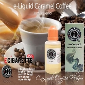 eLiquid 30ml Caramel Coffee Flavor