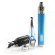 Vapor e Cig eGo II 2200mAh Vase Clearomizer e Cig Kit Prepare yourself for our newest combo kit. The two main components of this kit are the slim clearomizer and our powerful eGo II 2200mAh battery.