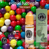 10ml e liquid Bubblegum flavor