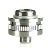 The Kanger Airflow Control Valve can be used on the Kanger Protank 2 and Protank 3. It will also act as a replacement control valve base for the Kanger Aerotank.