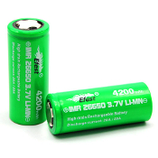 Efest IMR 26650 | 4200mah Battery | Flat Top