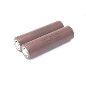 LG INR HG2 18650 3000mah Battery Flat Top