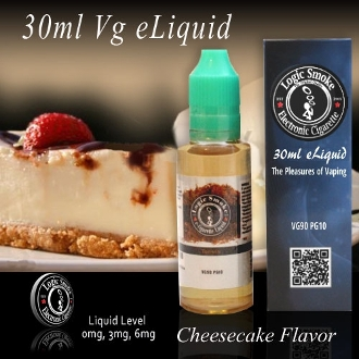 30ml Vg e Liquid Cheesecake Flavor