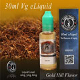 30ml Vg e Liquid Gold Hill Flavor