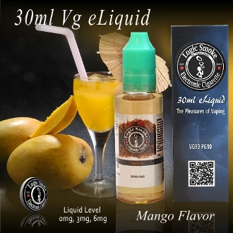 30ml Vg e Liquid Mango Flavor