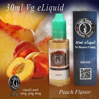 30ml Vg e Liquid Peach Flavor