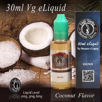30ml Vg e Liquid Coconut Flavor