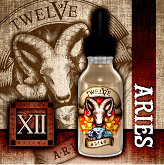 Twelve 20ml Aries e liquid