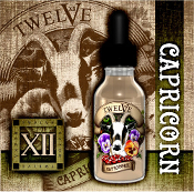 Twelve 20ml Capricorn e liquid