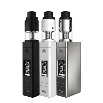 Kanger Arymi Gil Starter Kit Kanger Arymi Gil is a starter kit made from the combination of the Arymi Gille Tank and the Arymi Pro One Mod.