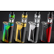 Smok GX350 Mod Kit | Smok GX Dual Quad 18650 - Smok gx 350 kit is considered to be quite small considering the power it has packed within.