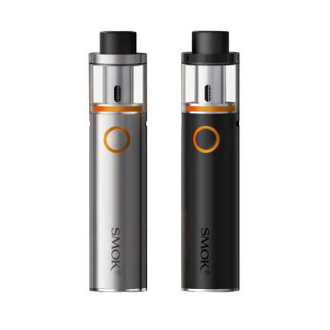 Smok Vape Pen 22 Starter Kit was designed for vapers looking for a pen style all in one vaping unit. It has a built-in 1650mah battery that utilizes direct output voltage.