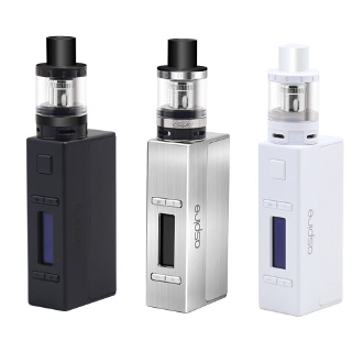Aspire EVO75 Sub Ohm TC Kit Atlantis EVO Tank is specifically designed to handle high VG Mixed E-liquids in the best and most proficient ways possible. For starters it comes with a Delrin Drip Tip