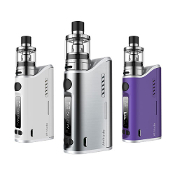 Vaporesso Attitude has a maximum power output of 80 Watts and is powered by a single 18650 battery. The Attitude Mod has many output modes: Variable Wattage, Variable Temperature, TCR, CCW, CCT, and Bypass.