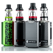 Vaporesso Tarot Nano TC 80W Kit Tarot Nano is a beautiful specimen of e cigarette devices. It has a captivating beauty with a unisex style that makes it the perfect look for everyone.